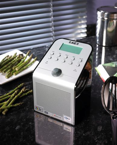 Acoustic Energy AE WI-FI Internet Radio